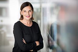 Edith Stier-Thompson, Geschäftsführerin news aktuell
